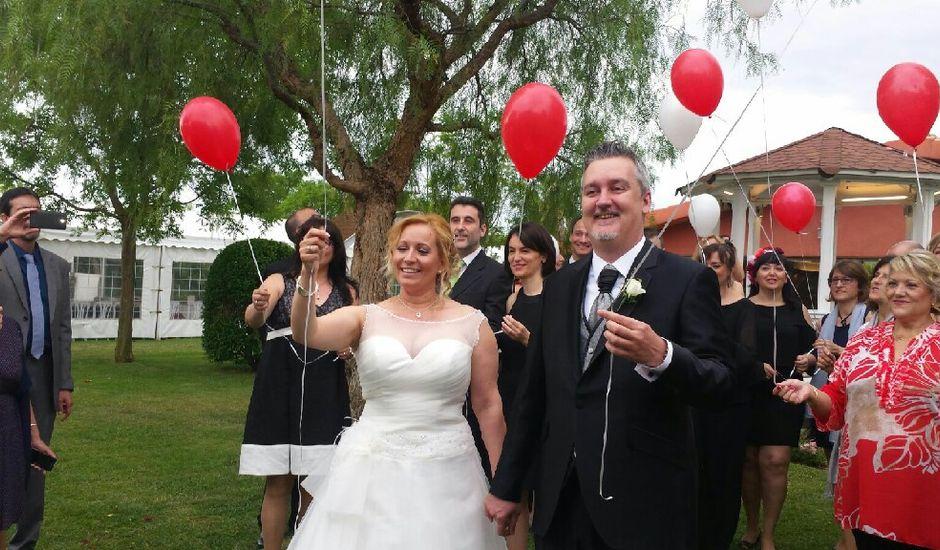 La boda de Xavi  y Inma en Montbrio Del Camp, Tarragona