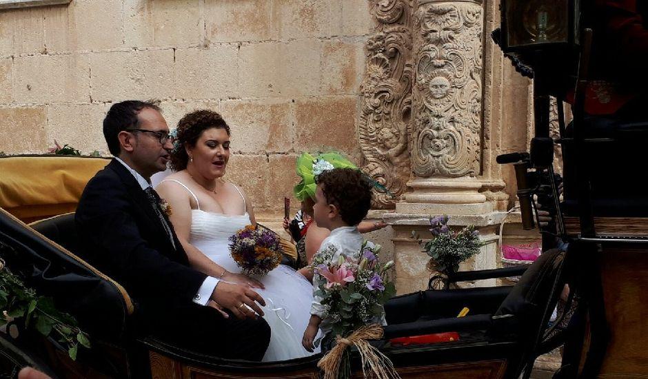 La boda de David  y Lydia  en Aspe, Alicante