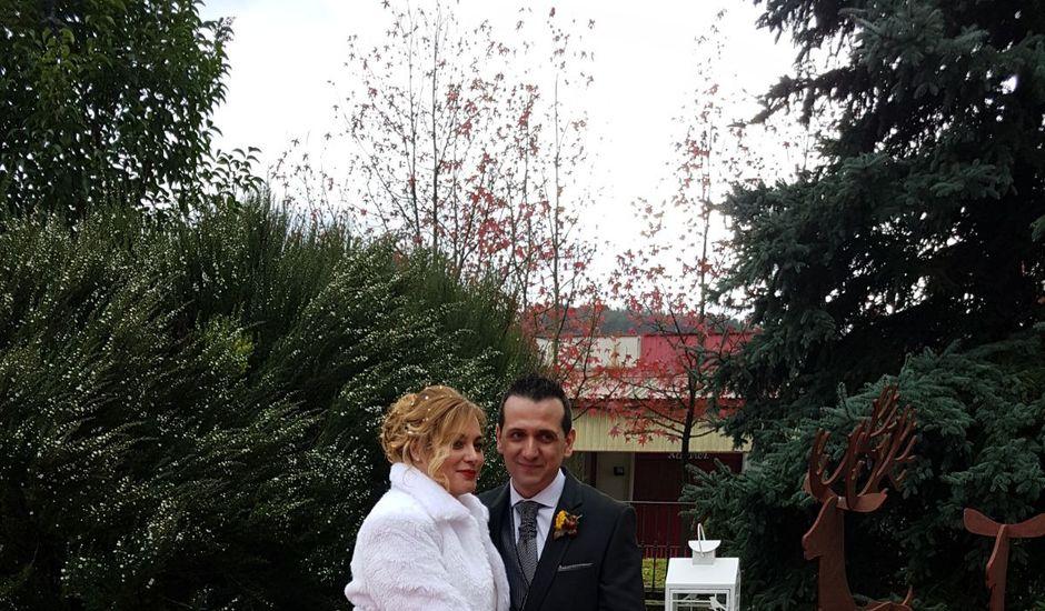 La boda de David y Iratxe en Etxebarri, Vizcaya