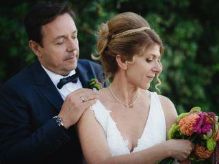 La boda de Christine y Patrick