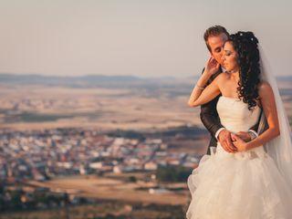La boda de Inma y Oscar