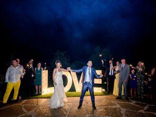 La boda de Manuela y Oscar