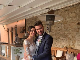 La boda de Judit Fernández y Cristian Fernández