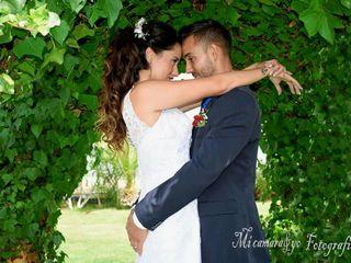 La boda de Abraham y Lidia