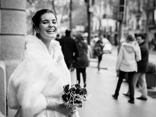 La boda de Astrid y Raül 1