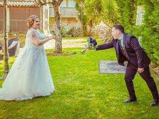 La boda de Patri y Toni