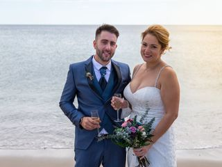 La boda de Noelia y Marc