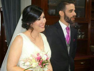 La boda de Almudena y Daniel