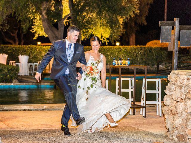 La boda de David y Estefanía en Son Servera, Islas Baleares 2