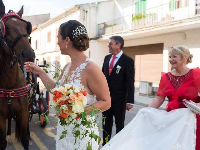 La boda de David y Estefanía en Son Servera, Islas Baleares 1
