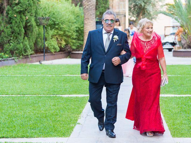 La boda de David y Estefanía en Son Servera, Islas Baleares 7