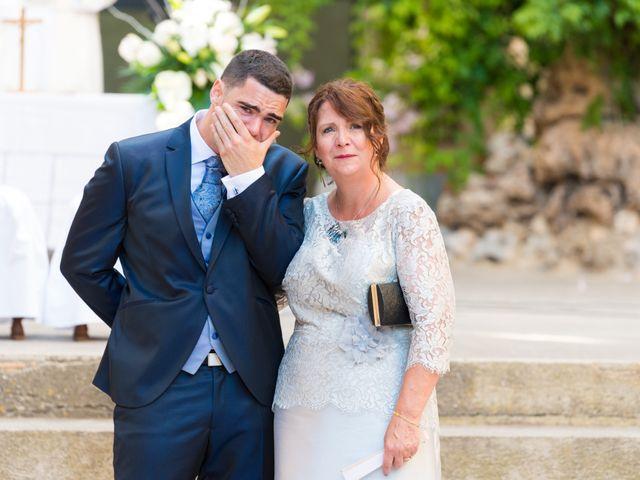 La boda de David y Estefanía en Son Servera, Islas Baleares 8
