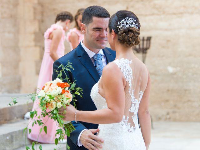 La boda de David y Estefanía en Son Servera, Islas Baleares 9