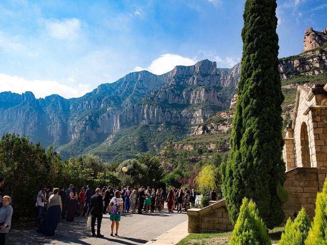 La boda de Ivan y Susana en Monistrol De Montserrat, Barcelona 20