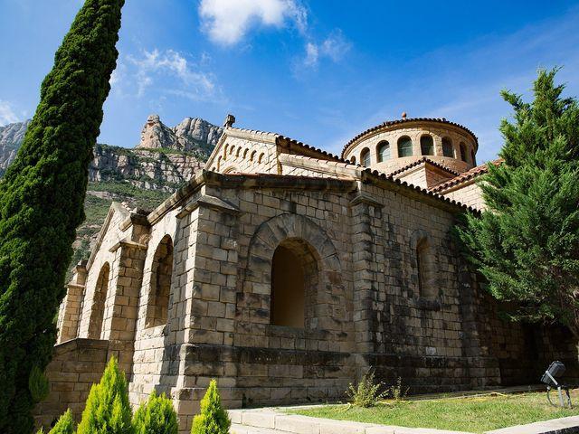 La boda de Ivan y Susana en Monistrol De Montserrat, Barcelona 21