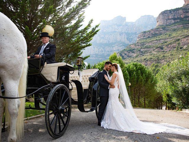 La boda de Ivan y Susana en Monistrol De Montserrat, Barcelona 33