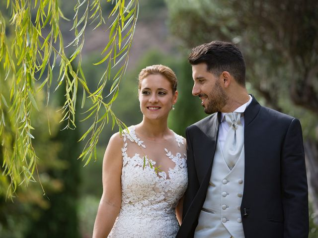 La boda de Ivan y Susana en Monistrol De Montserrat, Barcelona 1