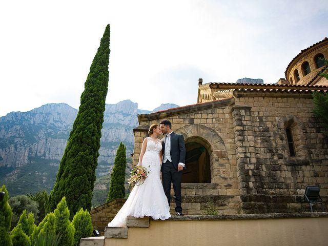 La boda de Ivan y Susana en Monistrol De Montserrat, Barcelona 36