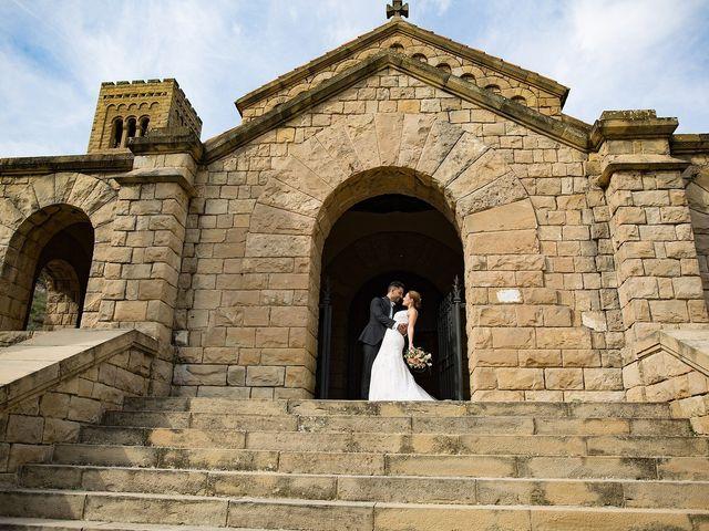 La boda de Ivan y Susana en Monistrol De Montserrat, Barcelona 37