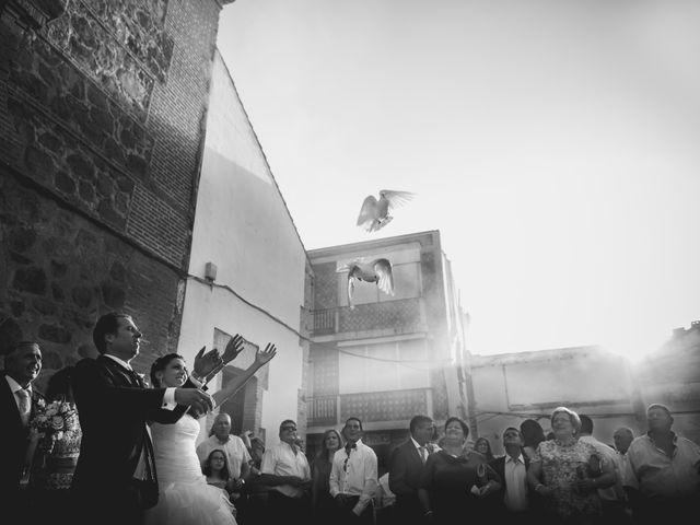 La boda de Oscar y Inma en Almodovar Del Campo, Ciudad Real 3