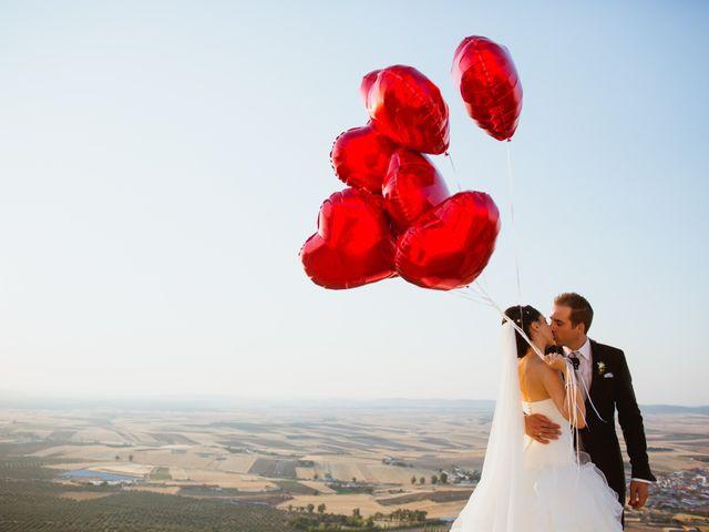 La boda de Oscar y Inma en Almodovar Del Campo, Ciudad Real 1