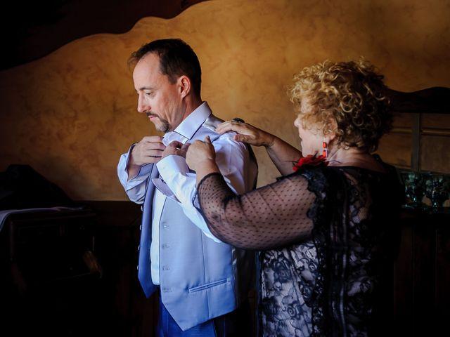 La boda de Oscar y Manuela en Canedo, León 7