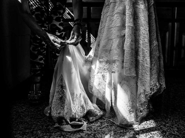 La boda de Oscar y Manuela en Canedo, León 8