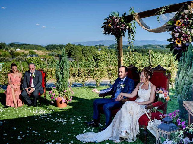 La boda de Oscar y Manuela en Canedo, León 14