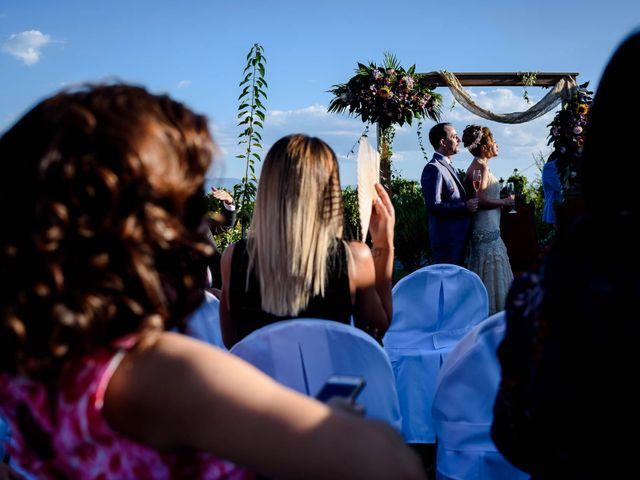 La boda de Oscar y Manuela en Canedo, León 18