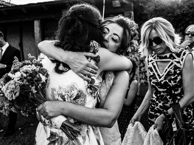 La boda de Oscar y Manuela en Canedo, León 19