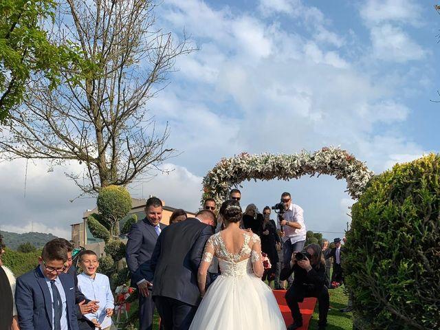 La boda de Cristian Fernández y Judit Fernández en Sant Fost De Campsentelles, Barcelona 2