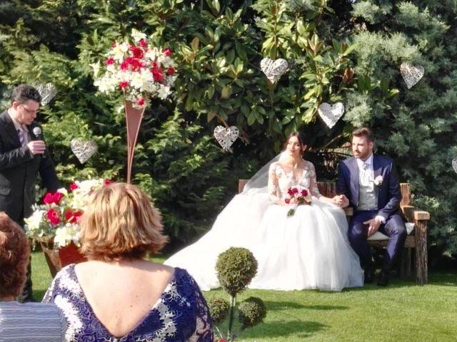La boda de Cristian Fernández y Judit Fernández en Sant Fost De Campsentelles, Barcelona 3