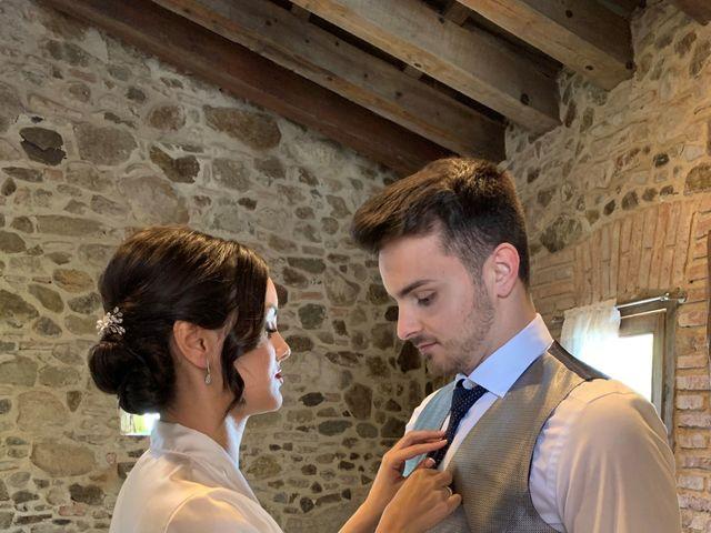La boda de Cristian Fernández y Judit Fernández en Sant Fost De Campsentelles, Barcelona 4
