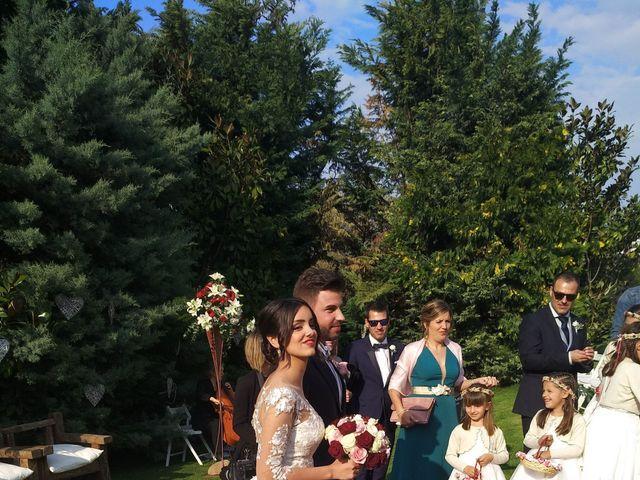 La boda de Cristian Fernández y Judit Fernández en Sant Fost De Campsentelles, Barcelona 6