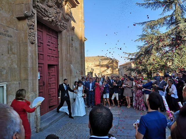 La boda de David y Leire en Salamanca, Salamanca 8