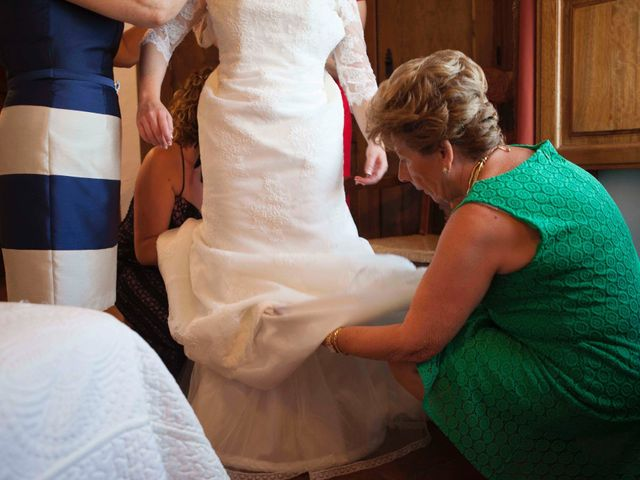 La boda de Sergio y Virginia en Málaga, Málaga 22