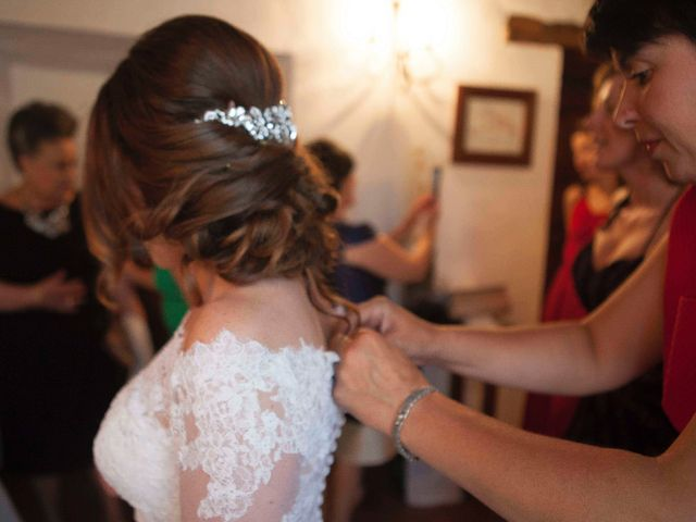 La boda de Sergio y Virginia en Málaga, Málaga 25
