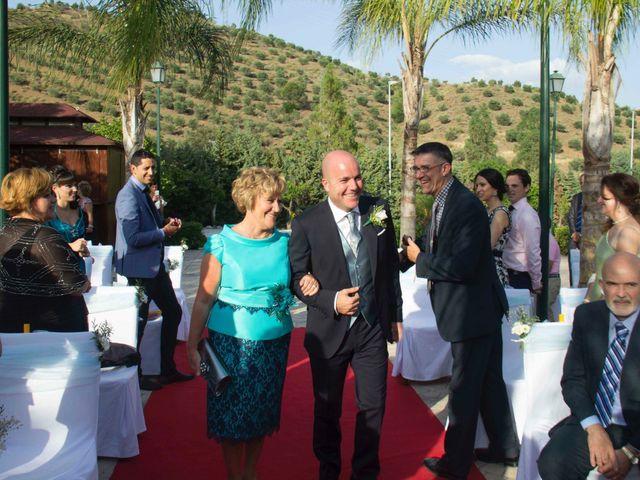 La boda de Sergio y Virginia en Málaga, Málaga 45