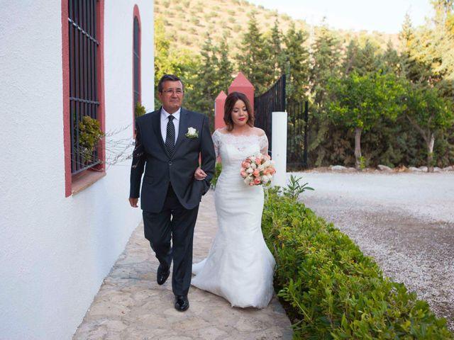 La boda de Sergio y Virginia en Málaga, Málaga 46