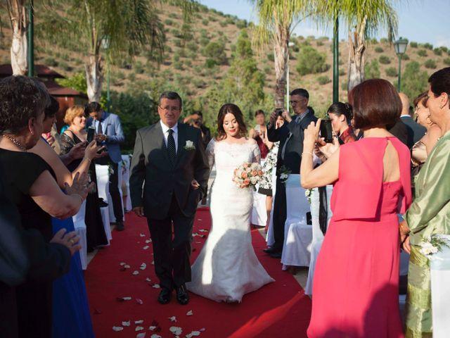 La boda de Sergio y Virginia en Málaga, Málaga 47