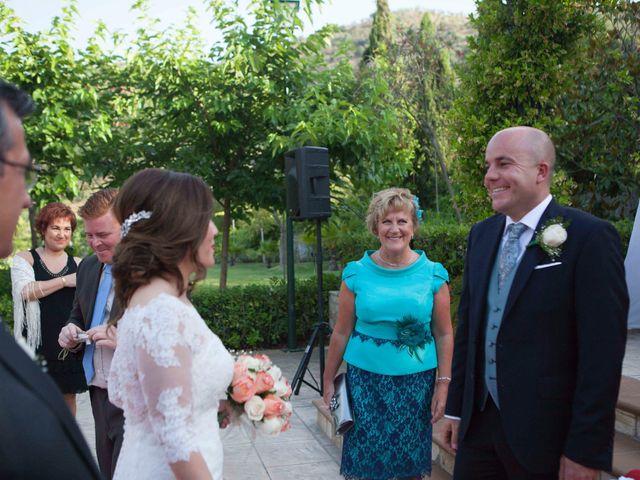 La boda de Sergio y Virginia en Málaga, Málaga 50