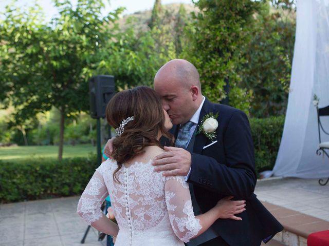 La boda de Sergio y Virginia en Málaga, Málaga 51