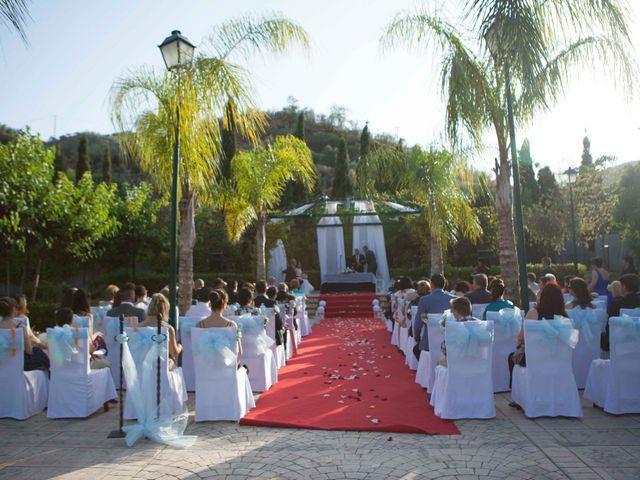 La boda de Sergio y Virginia en Málaga, Málaga 53
