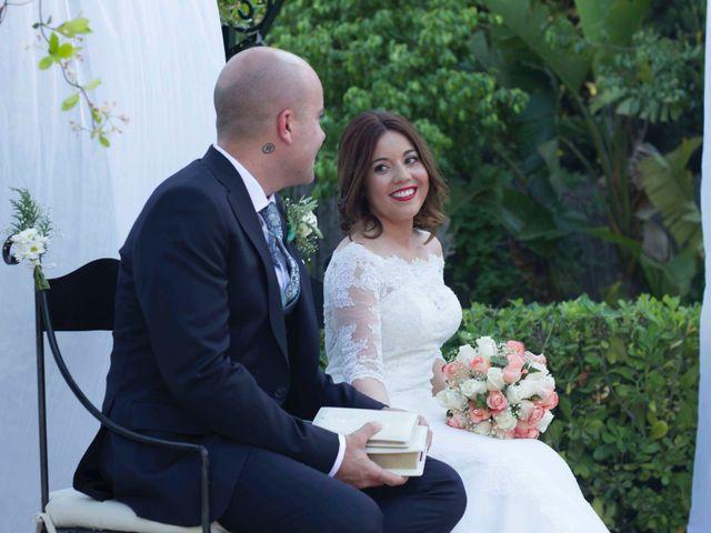 La boda de Sergio y Virginia en Málaga, Málaga 56