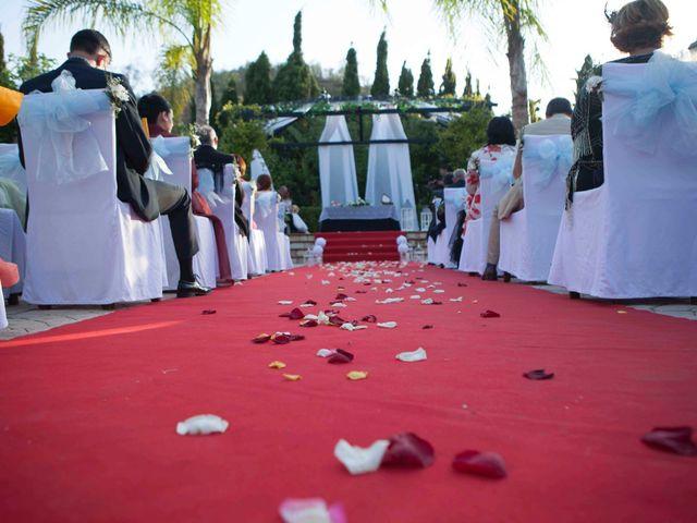 La boda de Sergio y Virginia en Málaga, Málaga 57