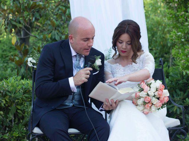La boda de Sergio y Virginia en Málaga, Málaga 61