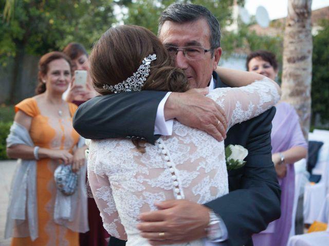 La boda de Sergio y Virginia en Málaga, Málaga 63