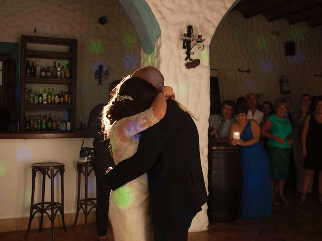 La boda de Sergio y Virginia en Málaga, Málaga 67