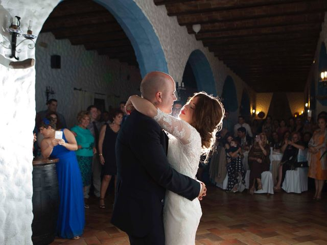 La boda de Sergio y Virginia en Málaga, Málaga 69