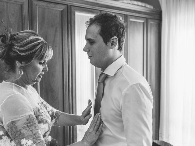 La boda de Miguel y Eva en Cadreita, Navarra 13